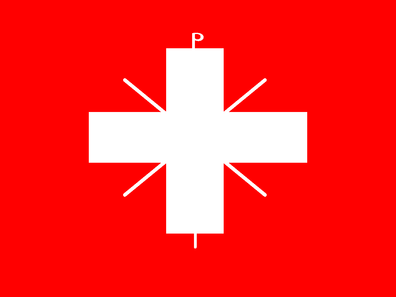 Flag of the Byzantines After 395