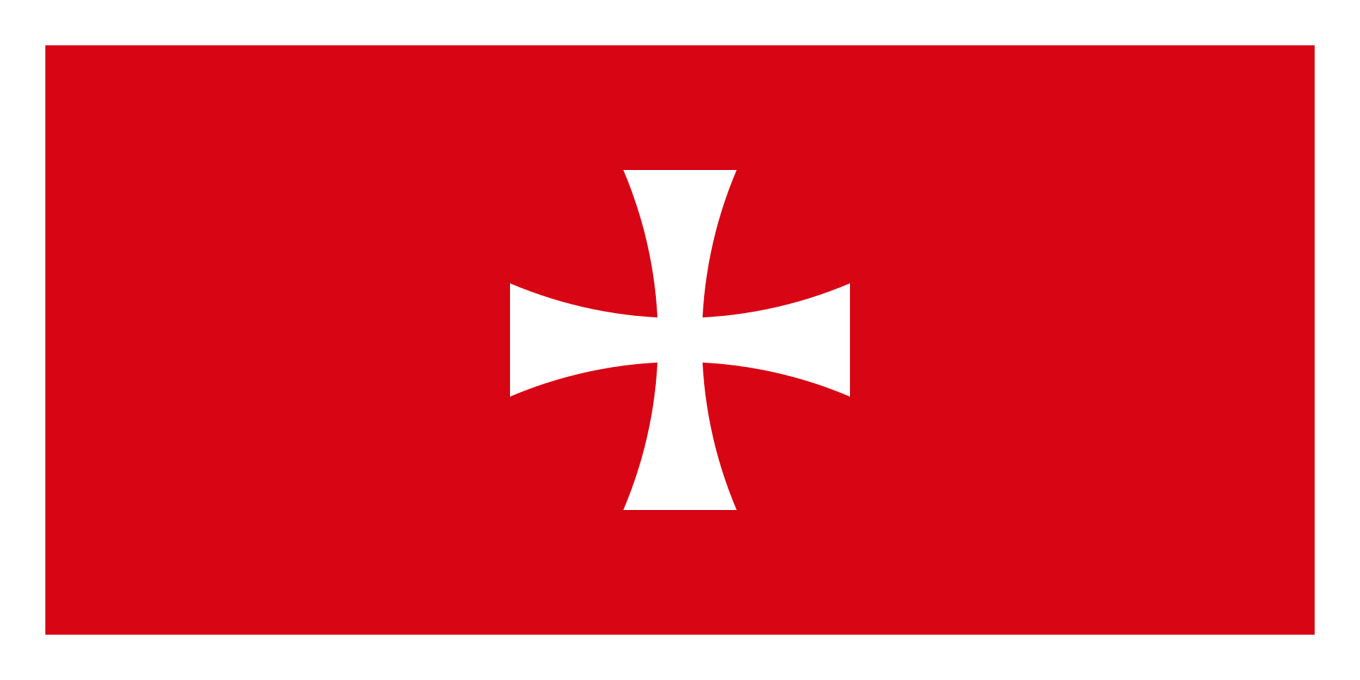 Flag of the Prince-Bishopric of Montenegro